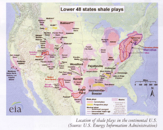 Map Of Us Shale Plays Globalinterco - Us shale plays map eia